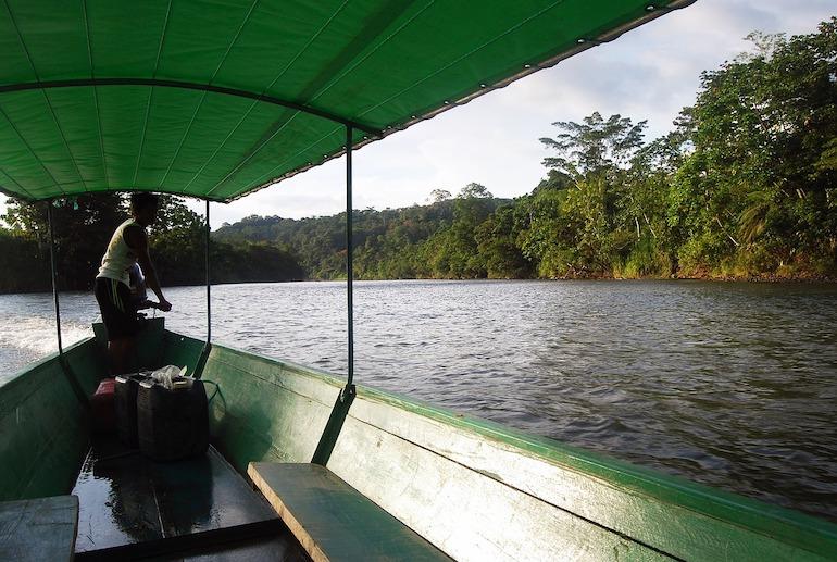 житель Амазонии