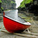фарерская лодка